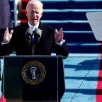 Biden, Harris take office in historic inauguration