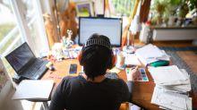 Umfrage bei Unternehmen: Das Homeoffice bleibt