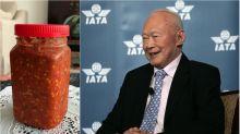 Malaysia's Queen Azizah was Lee Kuan Yew's 'official supplier' of sambal belacan