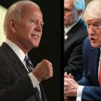 Biden Rebukes Trump Over Coronavirus Mask Claim