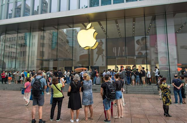 Apple apologizes for phishing scam that stole Chinese user IDs