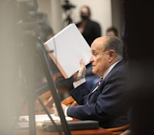 Rudy Giuliani took a road trip to push claims of election fraud. He was rebuffed