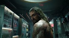 Review: 'Aquaman' seems like it leapt off the pages of a comic