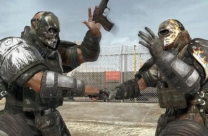 Army of Two gets SSC Challenge pack April 24