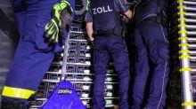 31 Migranten eingepfercht in Kühllaster an Grenze entdeckt