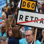 Emmanuel Macron's presidency 'on the line' as France braces for crippling 'Black Thursday' of pension strikes