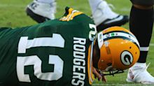 Aaron Rodgers' beef with Ndamukong Suh rears its head again in Packers vs. Buccaneers