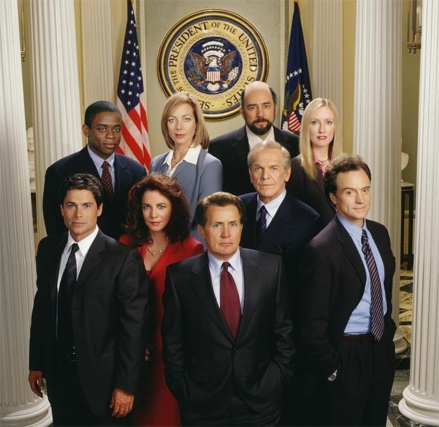 West wing clip on homosexuality