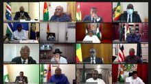 West African mediators arrive in Mali seeking reversal of coup