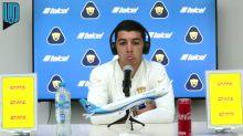 Pumas juega una final cada partido: Erik Lira