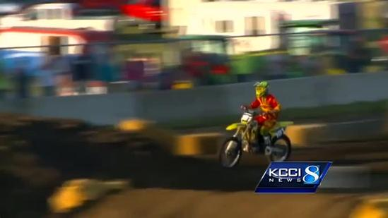 Young guns find their way to the track