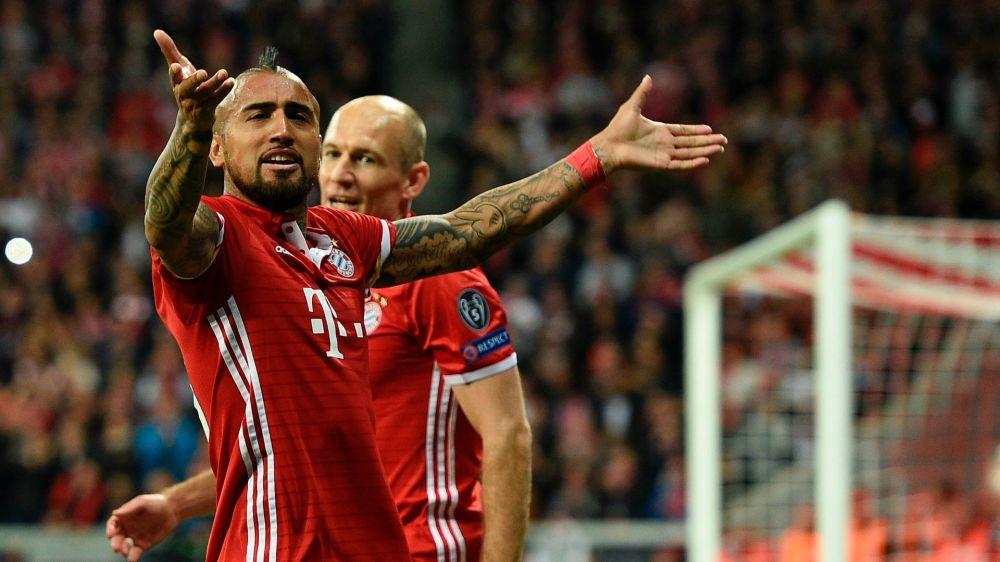 La Bundesliga afirmó que Arturo Vidal es el mediocampista más completo del mundo