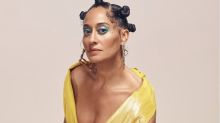 "Tracee Ellis Ross Shows Us How to Get Her Iconic ""Cursive"" Baby Hairs"