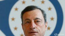 La economía de la zona euro necesita crecimiento global y apertura comercial: Draghi del BCE