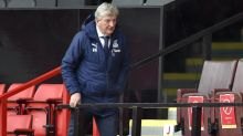 Crystal Palace boss Hodgson to retire