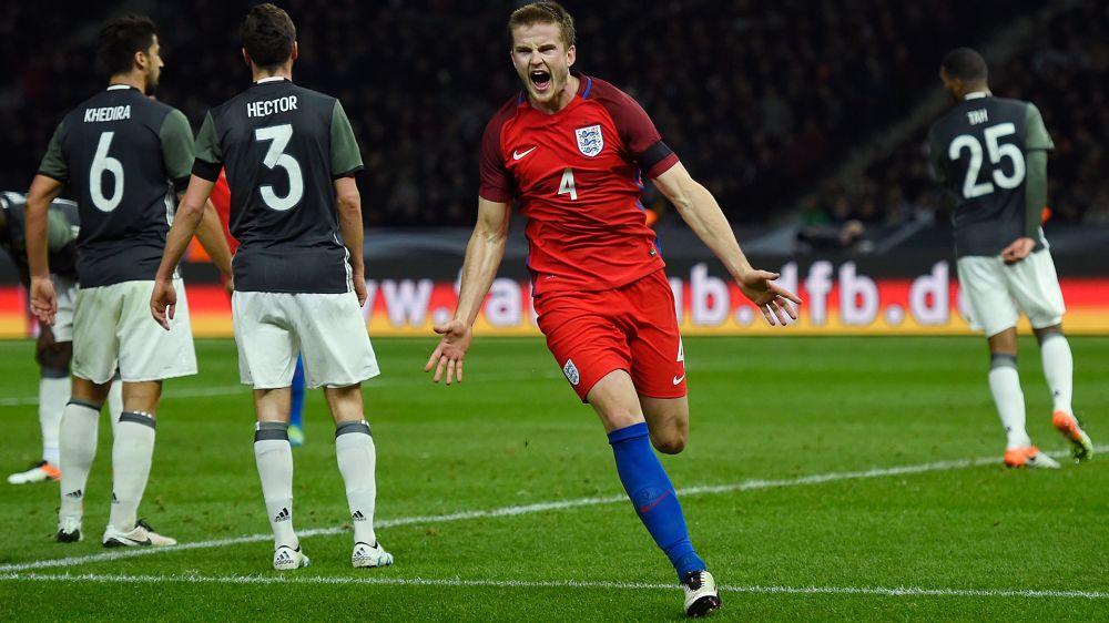 Die deutsche Länderspielbilanz gegen England