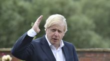 Coronavirus: Boris Johnson warns there are signs of second wave in Europe