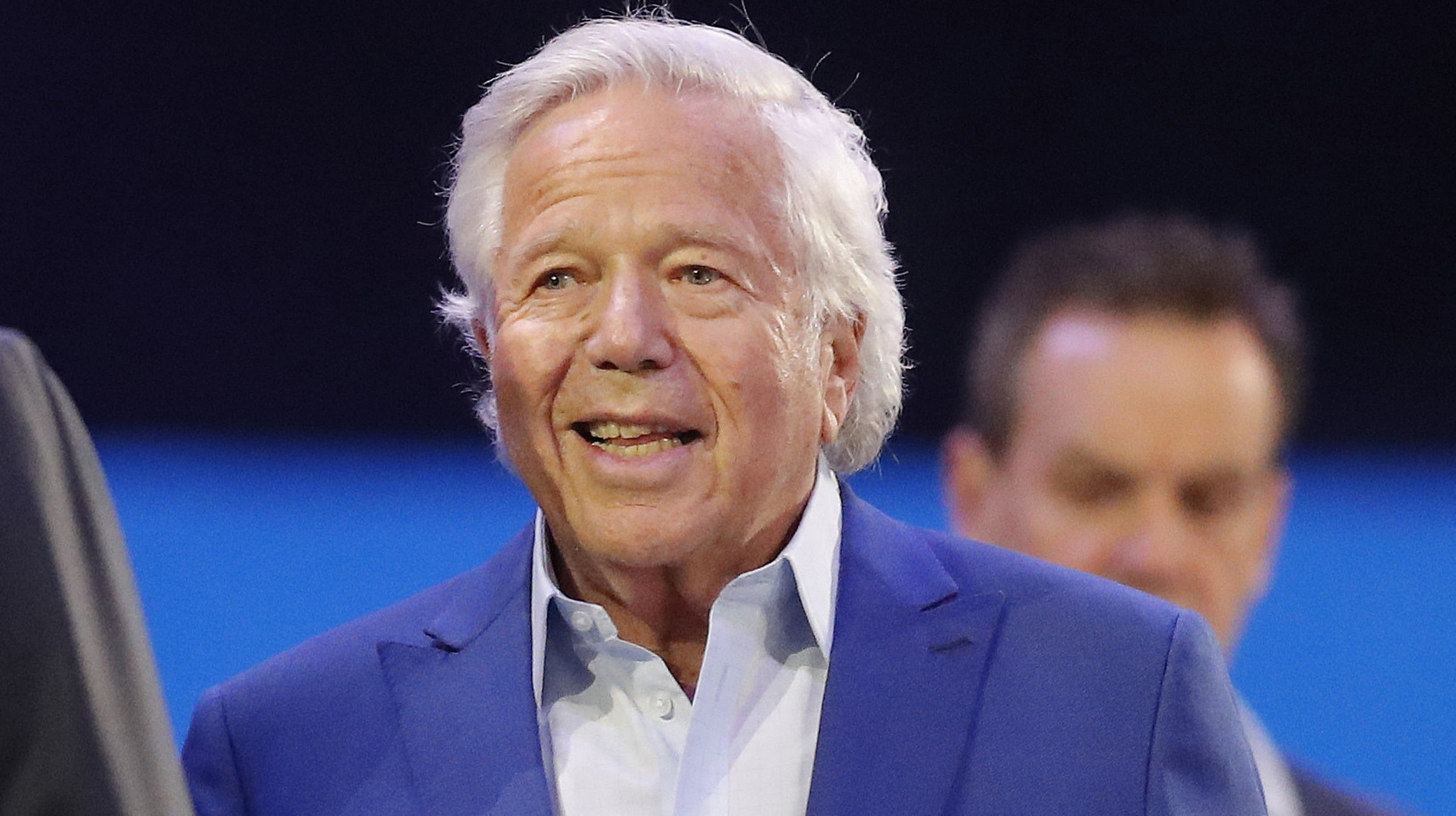 New England Patriots Owner Praises Donald Trump: Working In Country's Best Interests