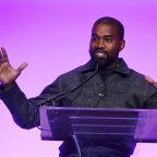Kanye West still in the running for President?