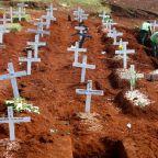 Global coronavirus deaths pass 'agonizing milestone' of 1 million