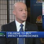 Juno Therapeutics shares rocket 50% on report of Celgene takeover talks