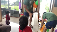 You Can't Miss This Video of Dhoni & Ziva's Playdate on Instagram!