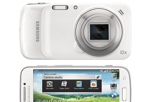 Samsung's Galaxy S4 Zoom leaked for AT&T