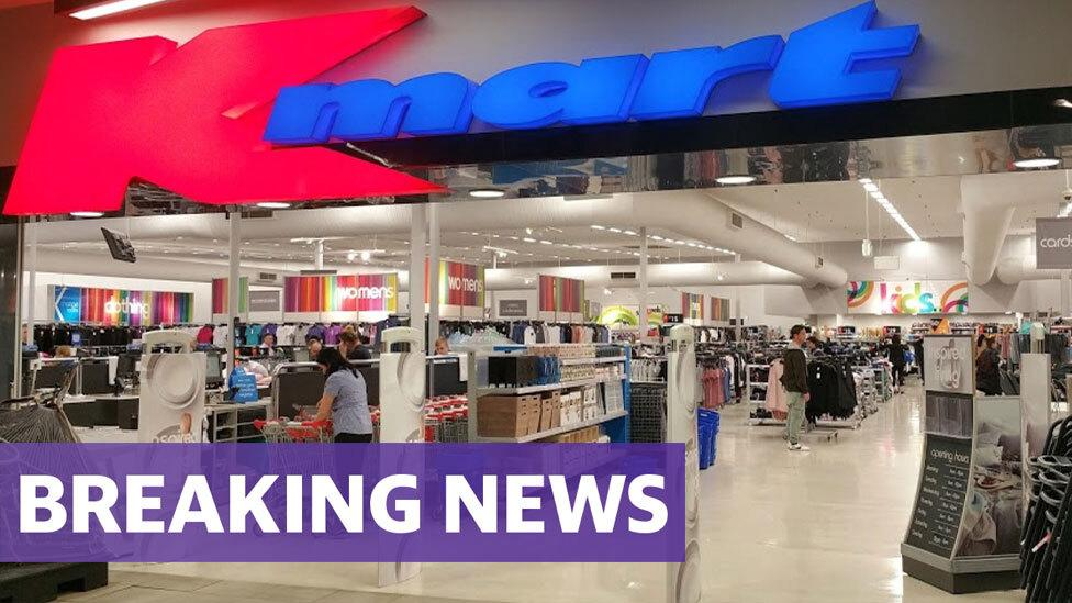 Kmart store closes after staff member contracts coronavirus