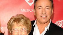 Bruce Springsteen Dances With His 90-Year-Old Mom at NYC Concert