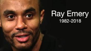 Senators honor late goaltender Ray Emery