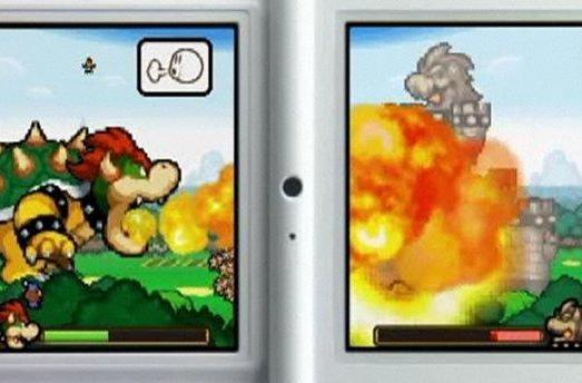 Mario & Luigi RPG 3!!! site opens with new video