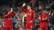 Liverpool star Virgil van Dijk praises Merseyside derby heroes Origi and Shaqiri