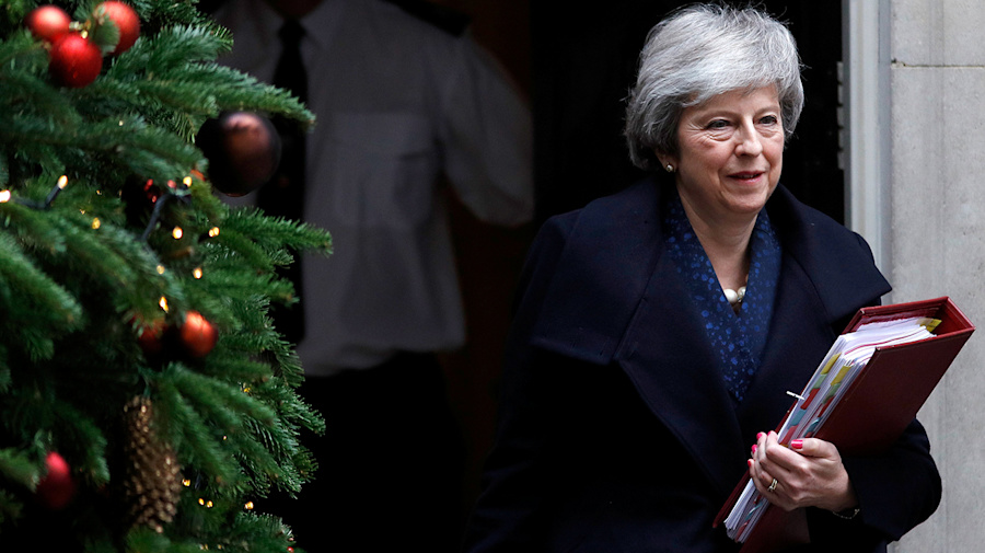 U.K. prime minister could be ousted