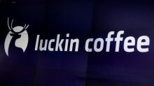 Luckin Coffee shares sink after COO suspended for alleged financial misconduct