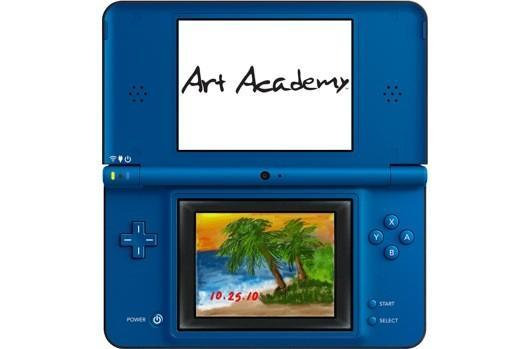 Art Academy in session on DS October 25