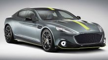 Aston Martin Rapide AMR a limited-edition last hurrah before the DBX