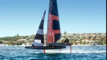 SuperFoiler sail racers to hit Australia