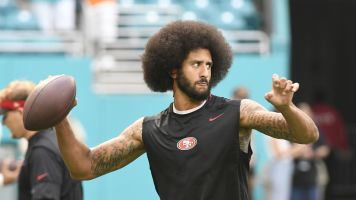 Kaepernick moves workout to new location