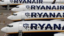 Slow EU vaccine rollout and Easter travel restrictions blamed for low Ryanair passenger numbers