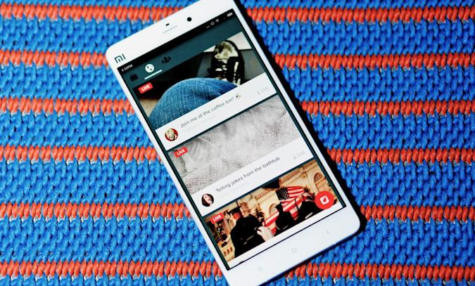 Periscope's VIP program rewards popular livestreaming users