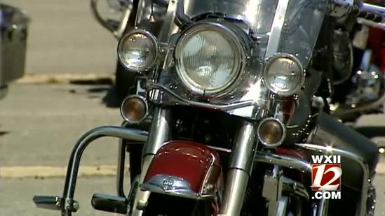Motorcycle ride to benefit Jones couple's children