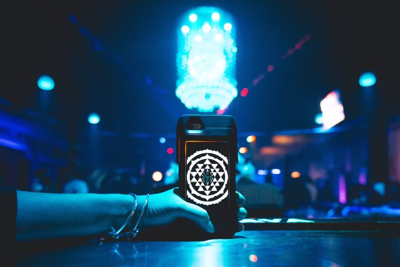 party this phone case lights up in time to music ready to annoy ...