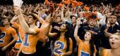 Auburn University fans. (AP)