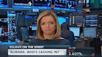 Who's cashing in on Alibaba?