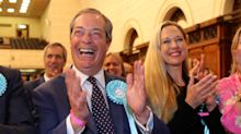 Nigel Farage vows to stand in general election after European election victory