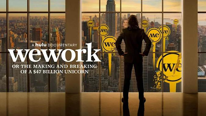 Promotional image from WeWork Hulu