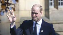 Prinz William schreibt mit Israel-Reise royale Geschichte
