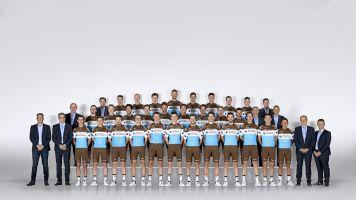 AG2R La Mondiale present 2020 team in Paris