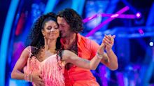 Vick Hope reveals producers called in with judges before 'Strictly' elimination