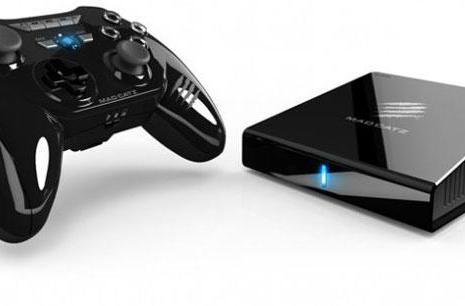 Mad Catz M.O.J.O. Android console shipping December 10th for $250